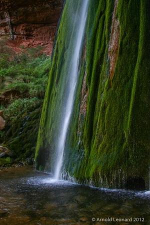 Grand Canyon Ribbon Falls