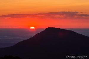 Old Rag Sunrise