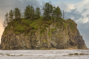 Second Beach Sea Stack
